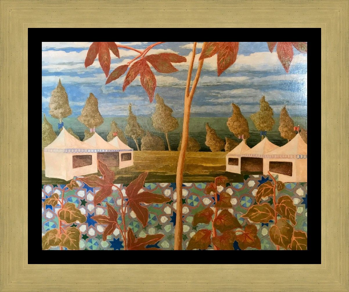 Marquees by the Sea by Kate Montgomery