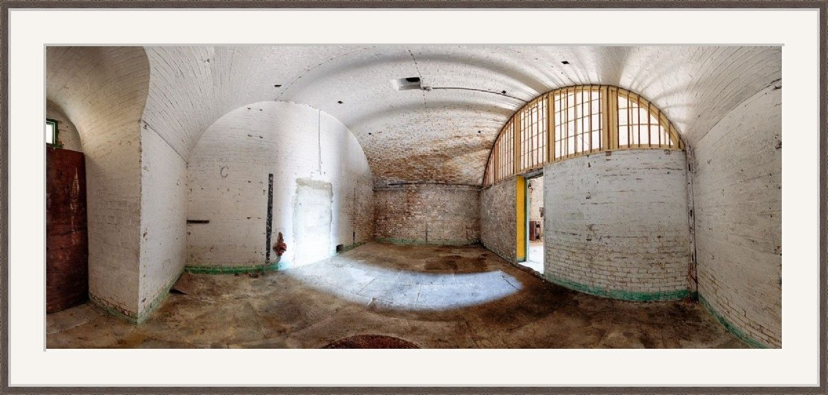 Fort Burgoyne - Store Room by Sandy McLea