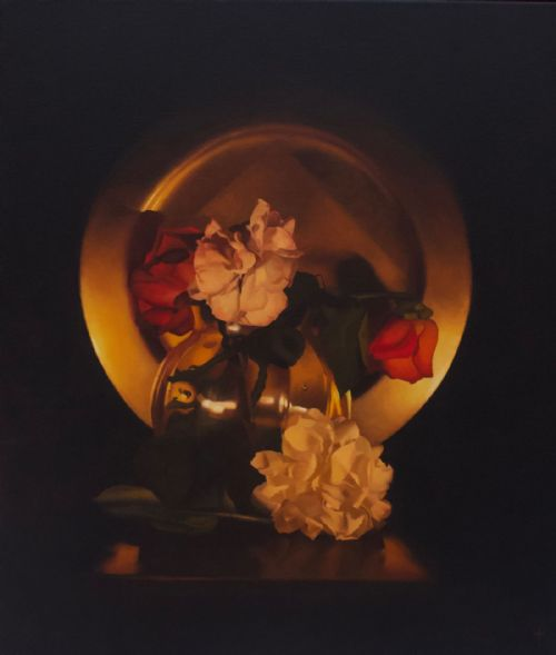 Chris Polunin - Flowers by Candlelight IV