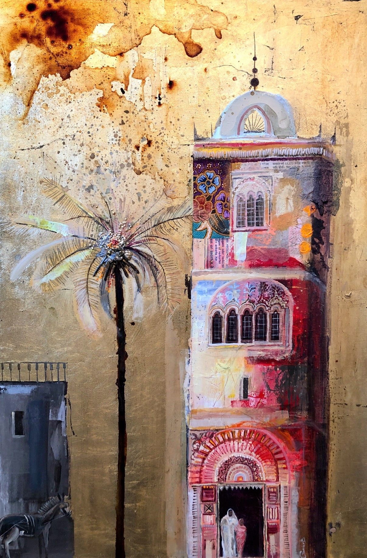 A Moment in Marrakech by Emmie van Biervliet