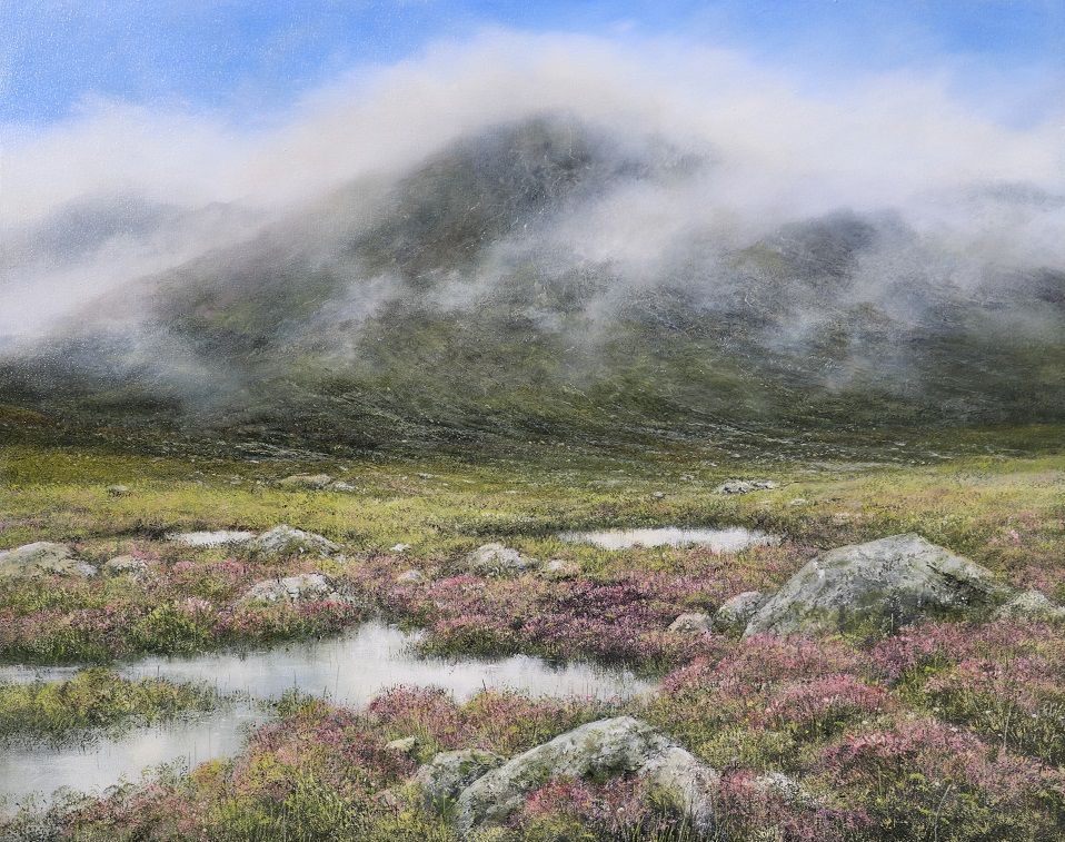 Sweep Through the Heather by Garry Pereira
