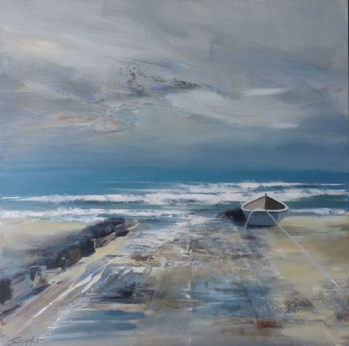 Jenny Hirst - Tide Retreating