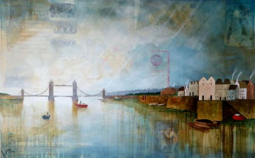 Keith Athay - The Chartered Thames