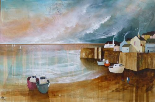 Keith Athay - Fisherman's Quay