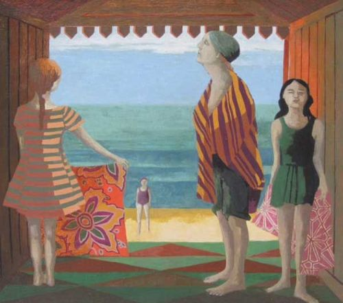 Kate Montgomery - Beach Hut