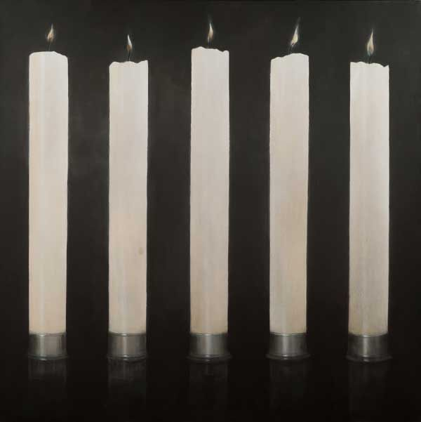 Five Candles by Lincoln Seligman