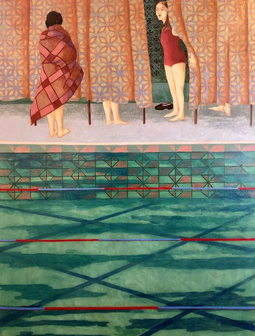 Kate Montgomery - Poolside